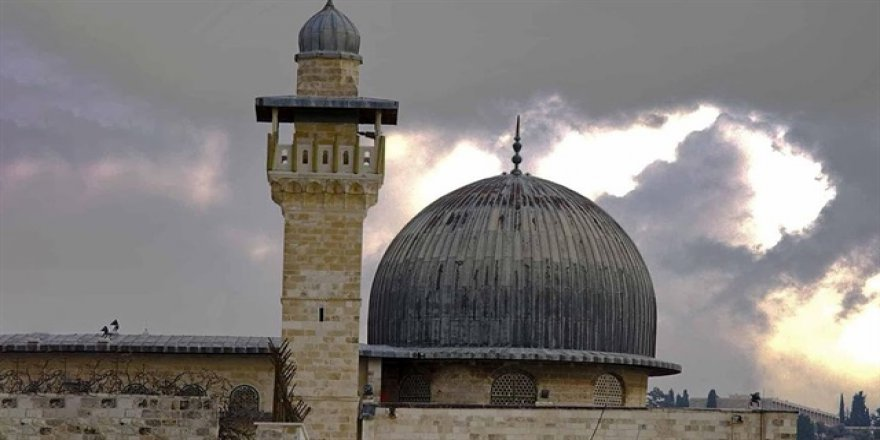 "Siyonist İsrail Haddini Aştı: ""Mekanın Efendisi İsrail'dir"""