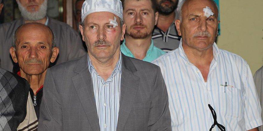 İstanbul'da Sela Okuyan İmama Saldırı