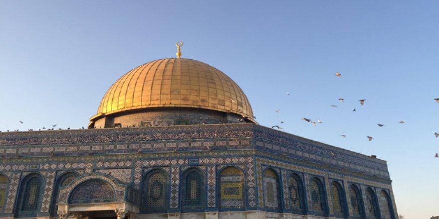 İşgalci İsrail Filistinlinin Cenazesini Mescid-i Aksa'ya Sokmadı