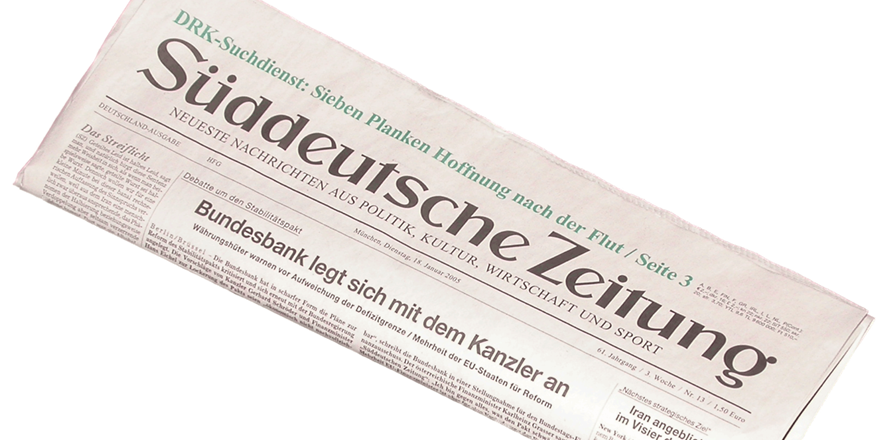 """""""Süddeutsche Zeitung'un 15 Temmuz Makaleleri"""""""