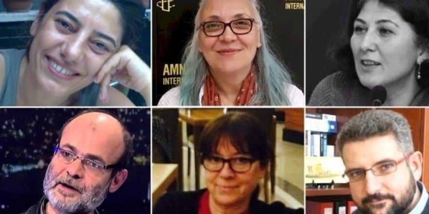 Gözaltındaki İnsan Hakları Savunucuları 12 Gün Sonra Adliyeye Sevk Edildi