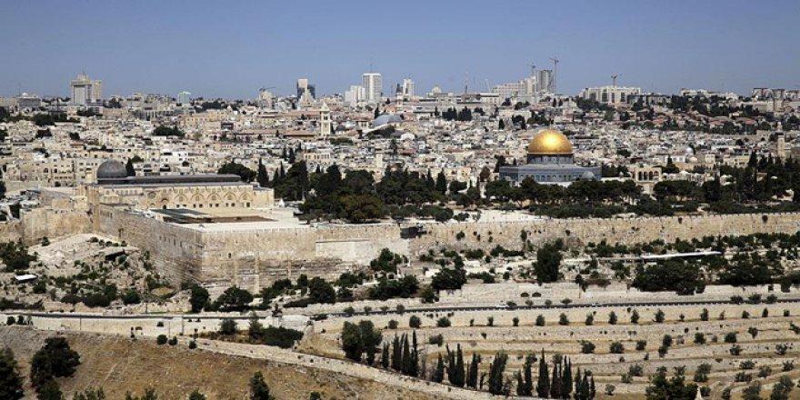 Eski Kudüs 4 Gündür İşgalci İsrail Güçlerinin Ablukası Altında