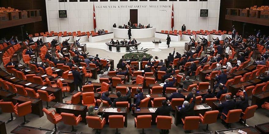 TBMM Irak ve Suriye Tezkeresi İçin Olağanüstü Toplanacak