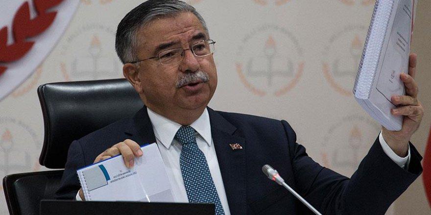 MEB Bakanı Yılmaz Güncellenen Müfredatı Açıkladı
