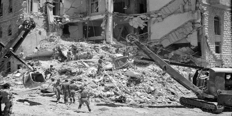 Bir Otel, Bir Bomba ve Ötesi
