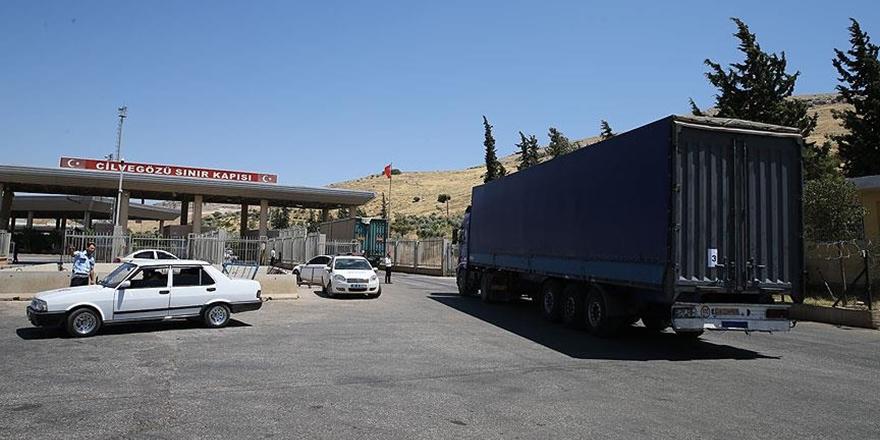 BM'den İdlib'e 16 Tırlık Yardım Malzemesi