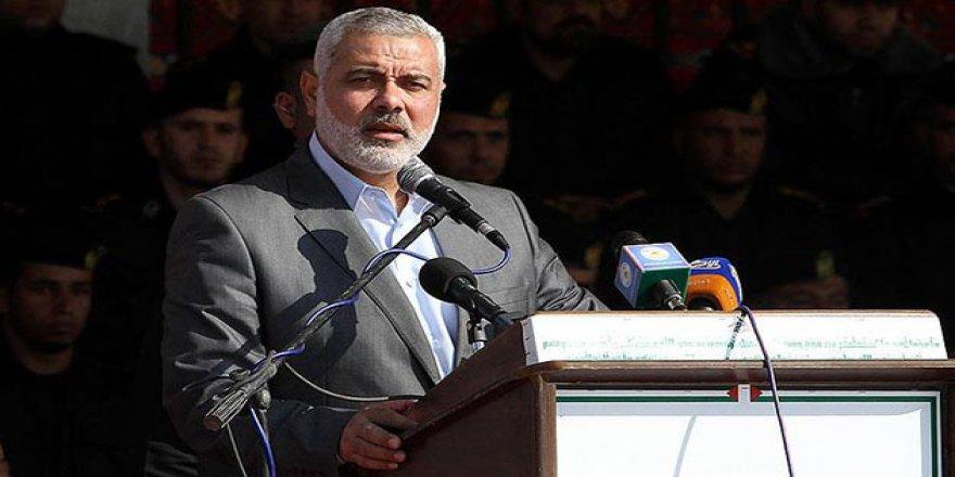 İsmail Heniyye: İsrail Filistin'den Çıkarılıncaya Kadar Savaş Sürecek