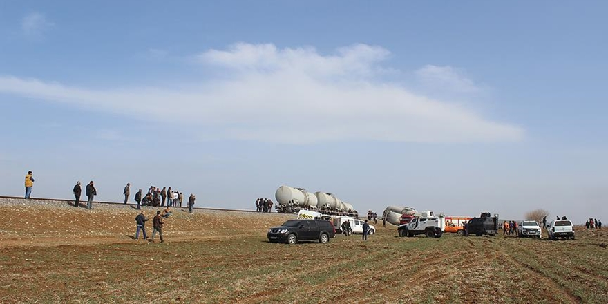 Osmaniye'de PKK'lı Militanlar Yük Trenine Saldırdı!