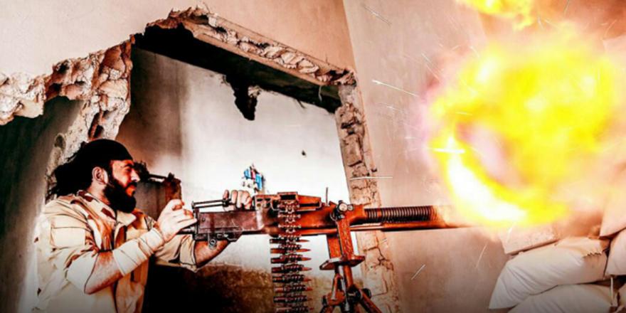 Direnişçilerden Doğu Guta'da Operasyon: 35 Ölü!