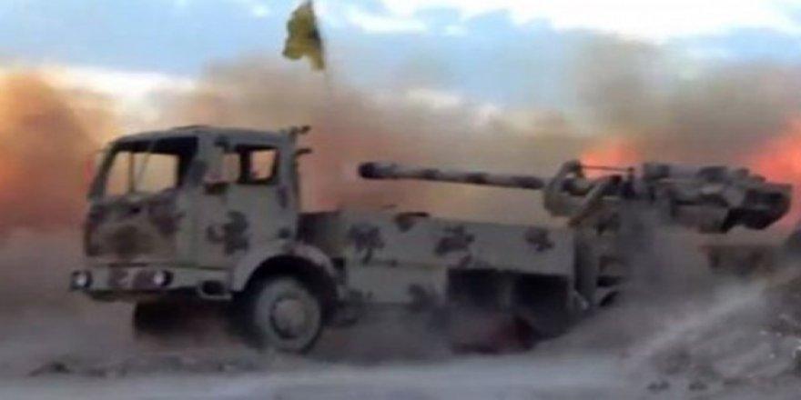 Esed Güçleri ve İşbirlikçileri Lübnan Sınırında Muhaliflere Saldırdı