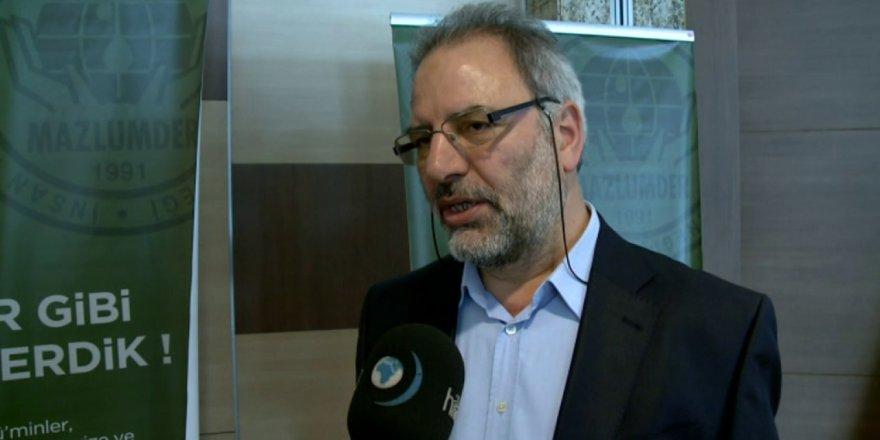 """Ramazan Beyhan: """"Siyonist İsrail Mescid-i Aksa'yı Ortadan Kaldırmak İstiyor"""""""