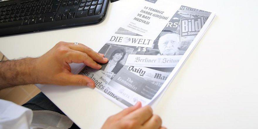 'Batı Medyası 15 Temmuz'u Makul Gösterdi'