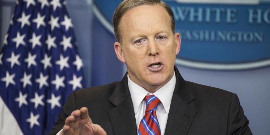 Beyaz Saray Sözcüsü Spicer İstifa Etti