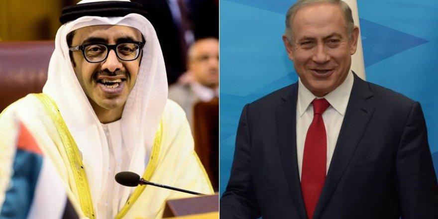 """BAE'nin İsrail İle """"Gizlice"""" Görüştüğü İddiası"""