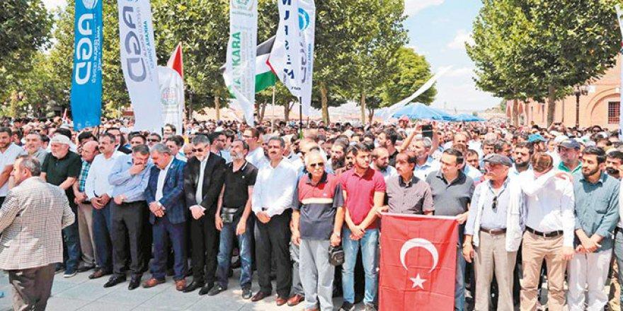 Meclis'ten Kudüs Çıkarması