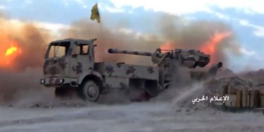 Esed Rejimi ve HizbulEsed Lübnan Sınırında Operasyon Başlattı!