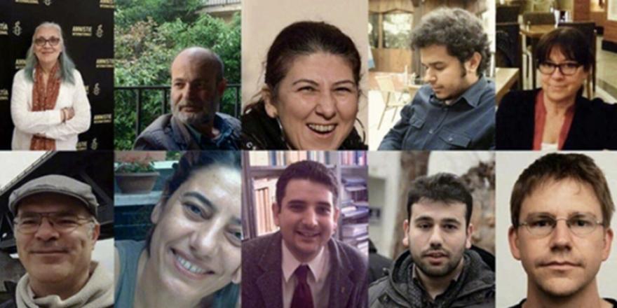 Büyükada'daki Toplantıya İlişkin Davada Tüm Sanıklar Tahliye Edildi