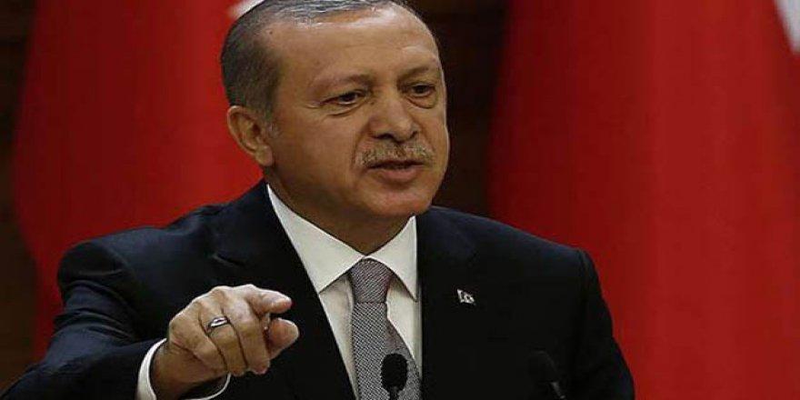 Cumhurbaşkanı Erdoğan'dan Mescid-i Aksa Mesajı