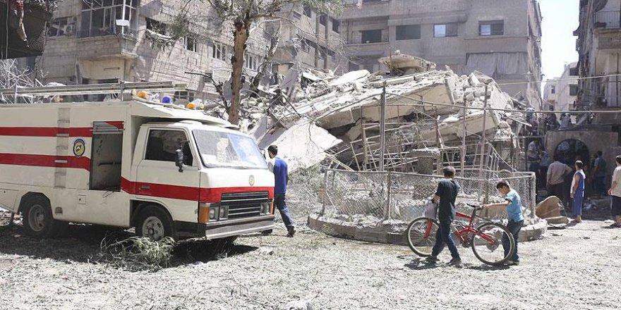 Esed Rejimi Doğu Guta'da Ateşkes İlan Etti