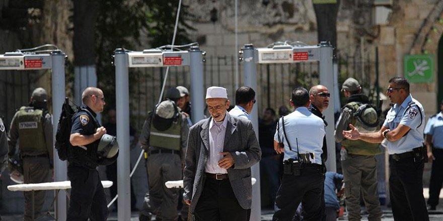 Siyonist Basın: Metal Arama Dedektörleri Kaldırılacak