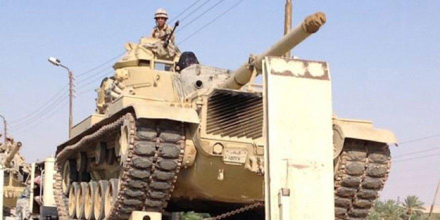 Mısır Ortadoğu'nun En Büyük Üssünü Açıyor