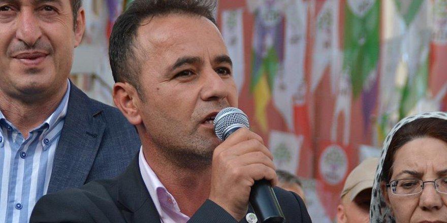 HDP Siirt İl Başkanı Çetin Tutuklandı