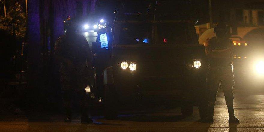 Ürdün'deki Siyonist Elçiliğinde Bir Siyonist Bıçaklandı