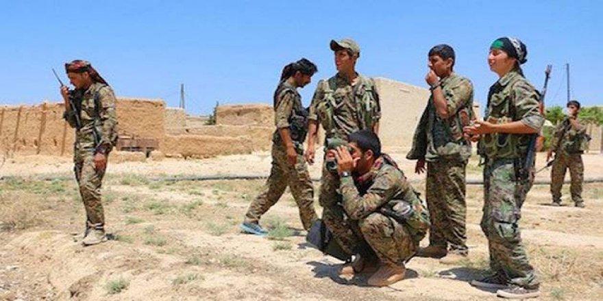 PKK/PYD Afrin'de Gençleri Zorla Silah Altına Alıyor