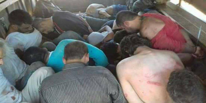 Lübnan Ordusunun Mültecilere Uyguladığı İşkenceler Belgelendi