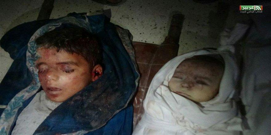 Esed ve Rusya Ateşkesin Gölgesinde Suriye Halkını Katletmeyi Sürdürüyor!