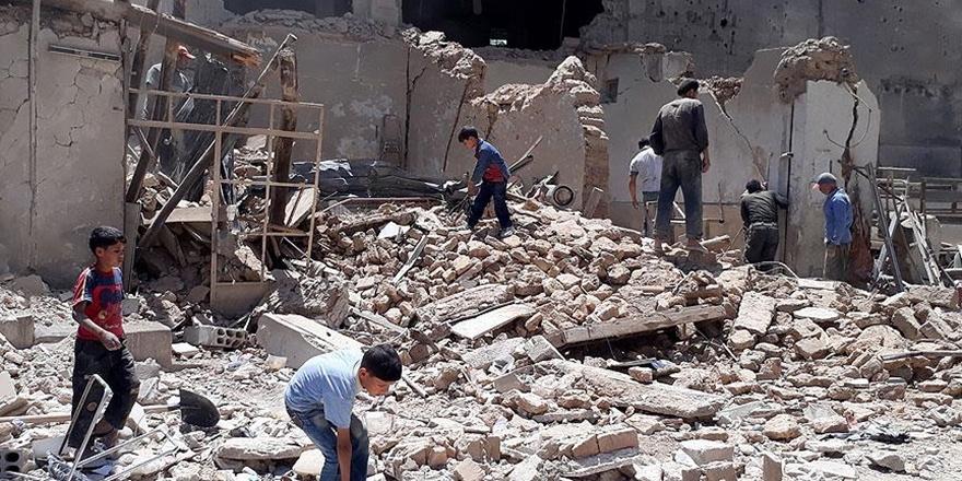 """""""Esed Rejimi Ateşkes Sayesinde Soluk Aldı"""""""