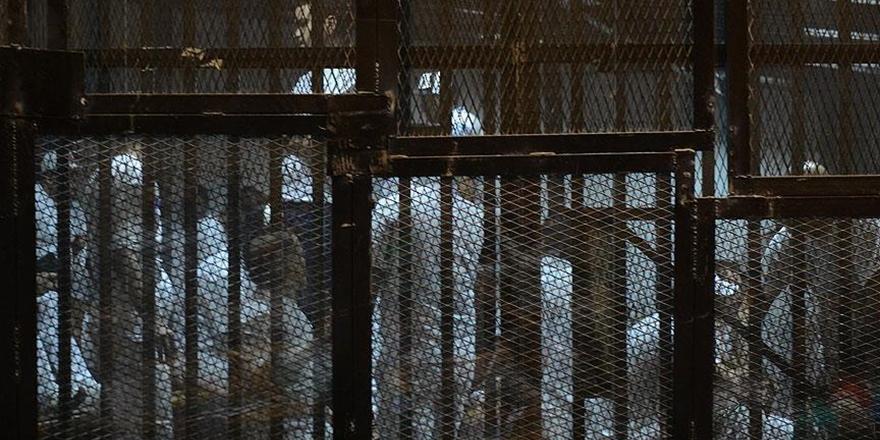 Mısır'da 43 Kişiye Müebbet Hapis Cezası Verildi!
