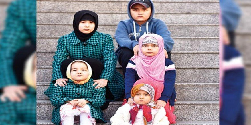 Tacikistan'da Çocuklara Konulacak İsimleri Devlet Belirleyecek!