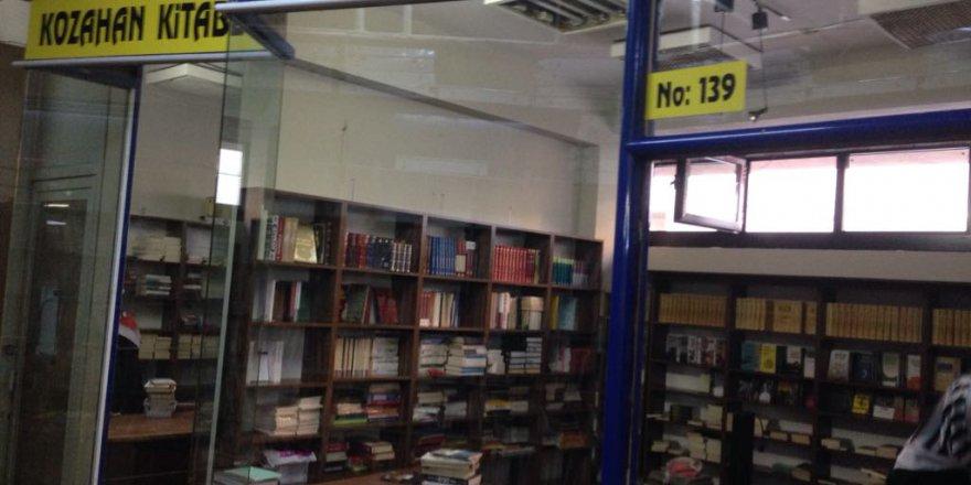 Kozahan Kitabevi Yeni Yerinde