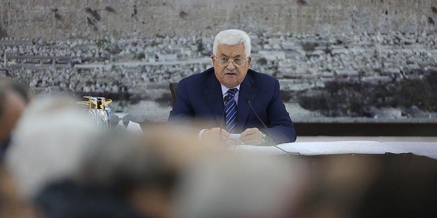 Abbas'tan Trump'ın Kudüs Kararına Ret: Karar Sahibi Bizleriz