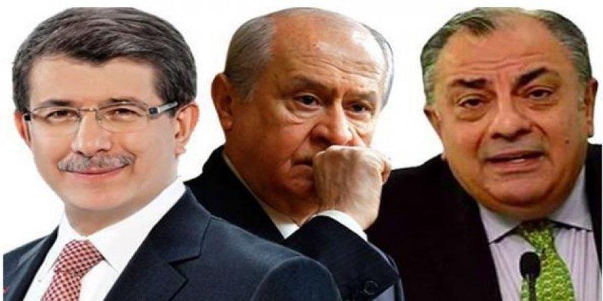 AK Parti Sözcüsü MHP İle Davutoğlu Arasında Tarafsız Konumda mı?