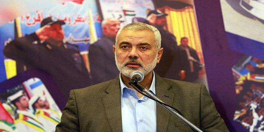 Hamas'tan FKÖ'ye Geçici 'Çerçeve Yönetimi' Toplantısı Çağrısı