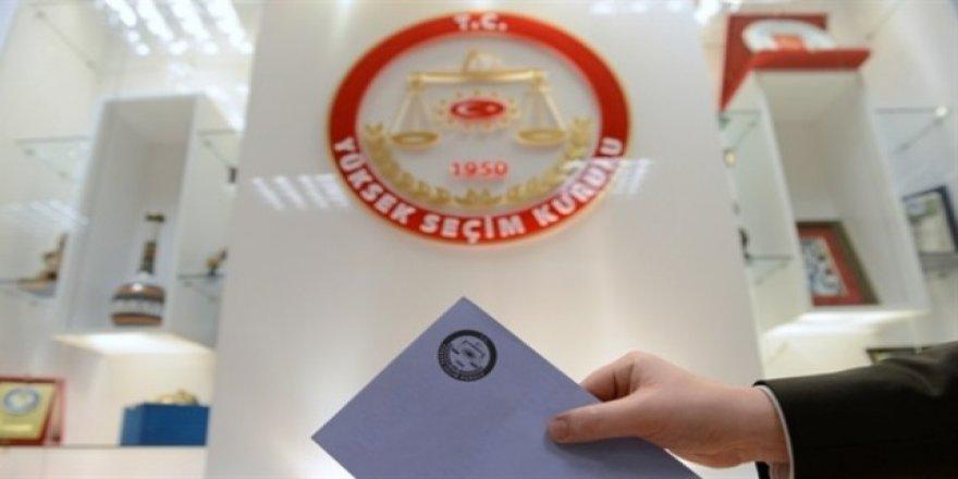 YSK 600 Milletvekilinin 81 İle Dağıtımını Yaptı