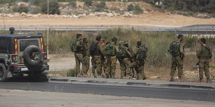 İşgalci Askerlerden Batı Şeria'da 6 Filistinliye Gözaltı!