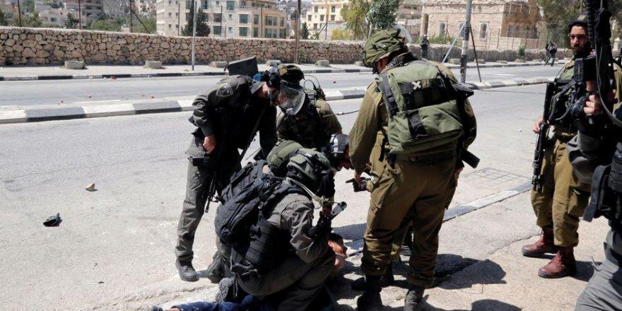 Kudüs Eyleminden Sonra 400 Filistinli Tutuklandı