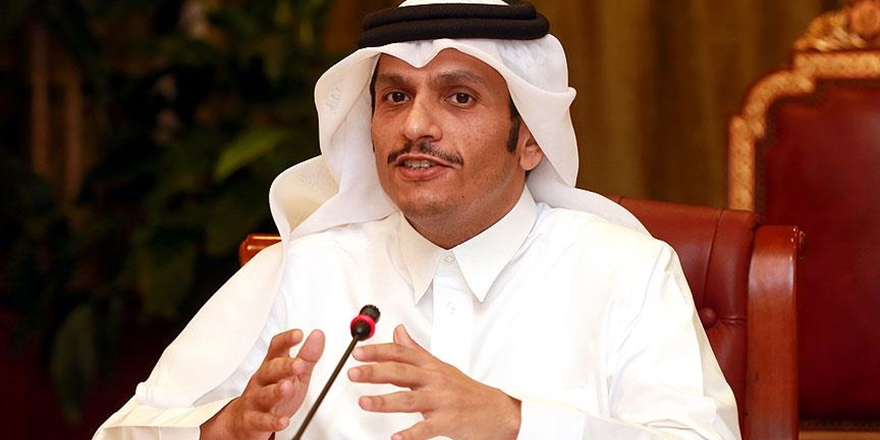 """""""Katar'ın İlk Günden Bu Yana Tutumu Net"""""""
