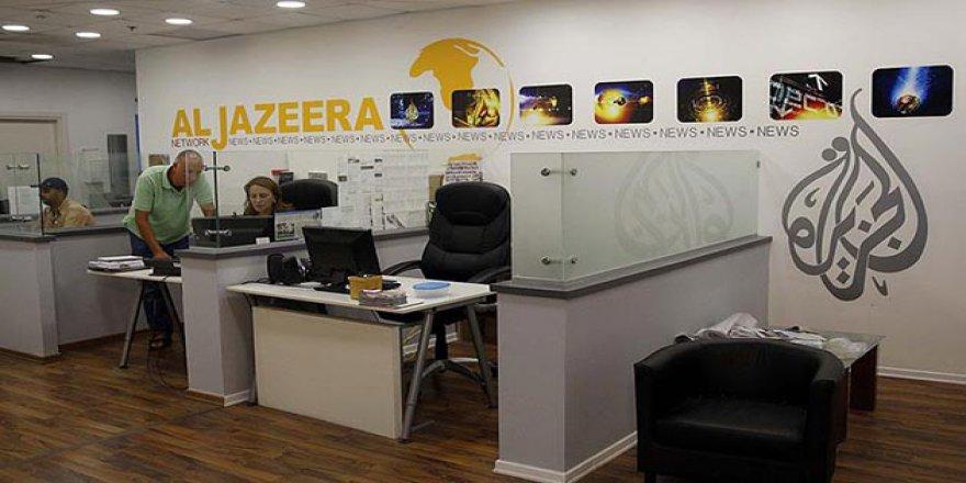 İşgalci İsrail Al Jazeera'nin Kudüs Ofisini Kapatacak