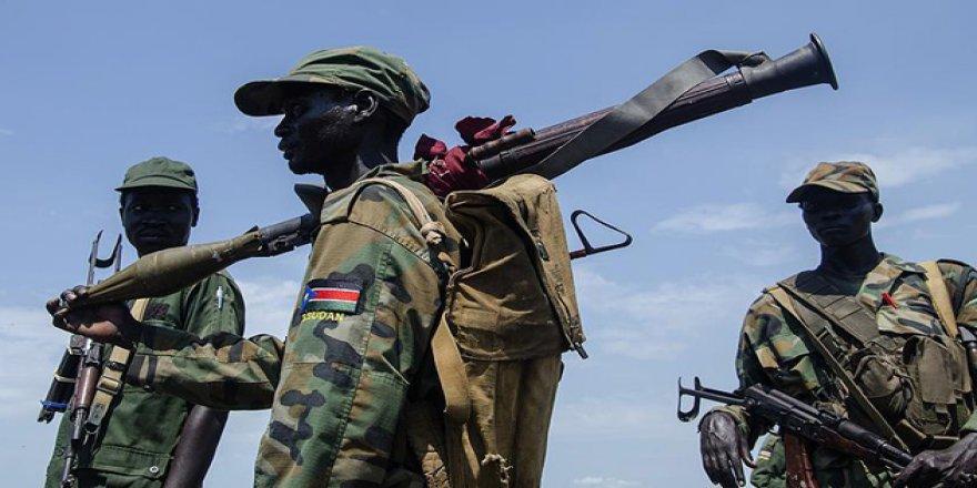 Sudan'da Kabileleri Silahsızlandırma Kararı