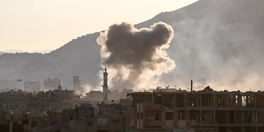 İdlib ve Doğu Guta'da En Az 14 Sivil Daha Katledildi!
