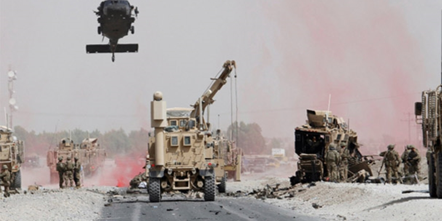 Taliban NATO Konvoyunu Hedef Aldı: 15 Ölü