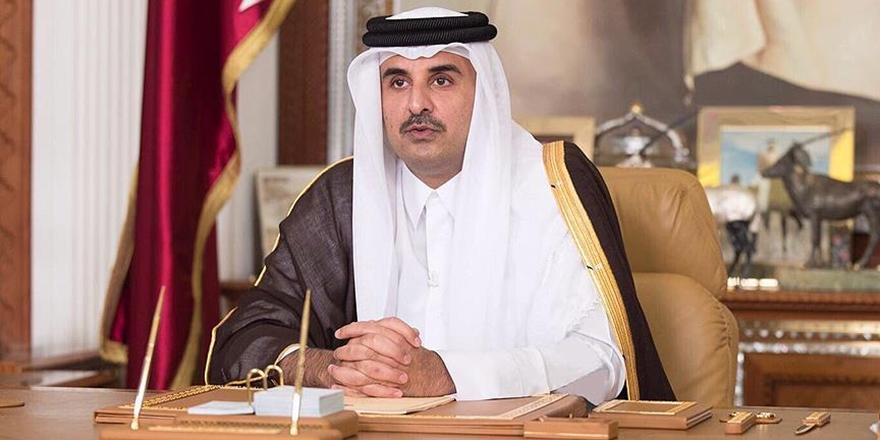 Katar Emiri Temim Kuveyt'te Yapılacak KİK Zirvesine Katılacak