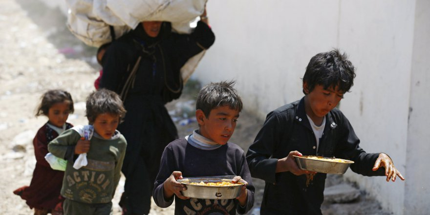 Açlıktan Çocuklar mı Ölüyormuş, Kimin Umurunda!