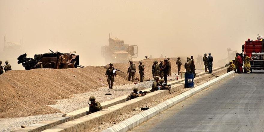 Taliban Yine Bir NATO Konvoyuna Operasyon Düzenledi!