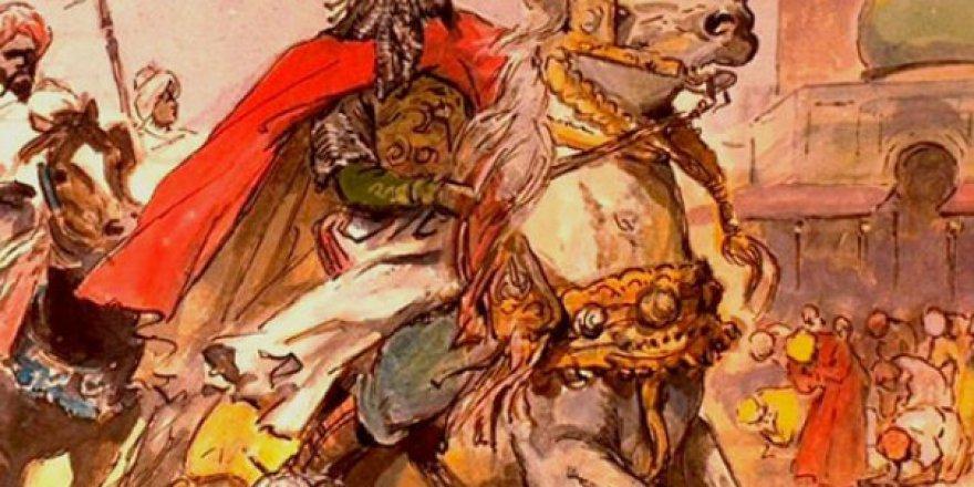 Ali Emre'nin Nureddin Zengi Eseri Yılın Romanı Seçildi