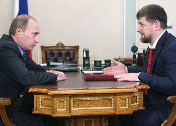 Kukla Kadirov Putinci Kesildi!